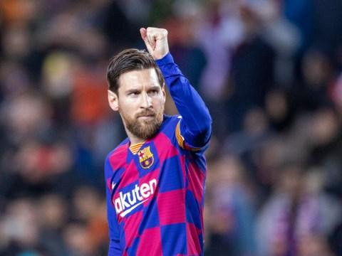 Barcelona legend Xavi makes bold prediction on Lionel Messi's future