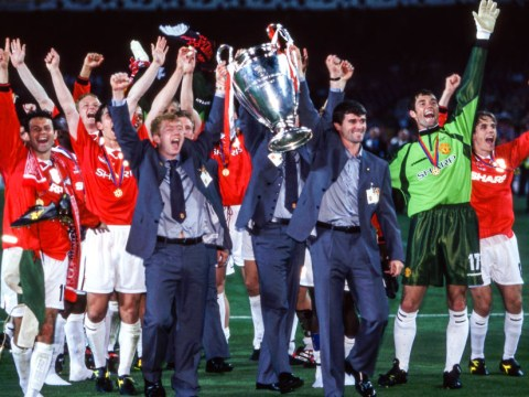 Phil Neville reveals how Roy Keane and Paul Scholes reacted to Champions League final suspensions