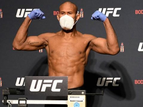 UFC 249 to go ahead after Ronaldo Souza tests positive for coronavirus
