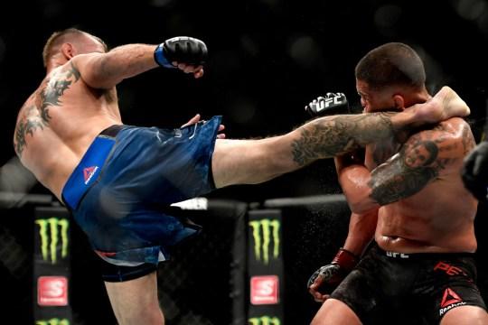 UFC 249 Pettis contra Cerrone