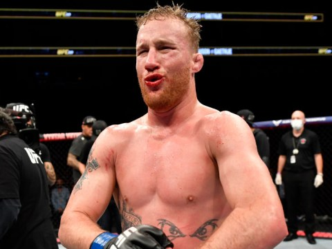Justin Gaethje denies UFC champion Khabib Nurmagomedov is undefeated