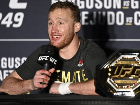 Justin Gaethje unwilling to return before August to fight Khabib Nurmagomedov