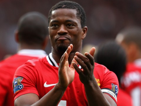 Patrice Evra's agent told him he would never make it at Manchester United after disaster debut