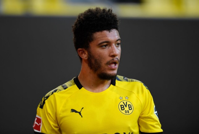 Manchester United and Liverpool are battling to sign Jadon Sancho from Borussia Dortmund