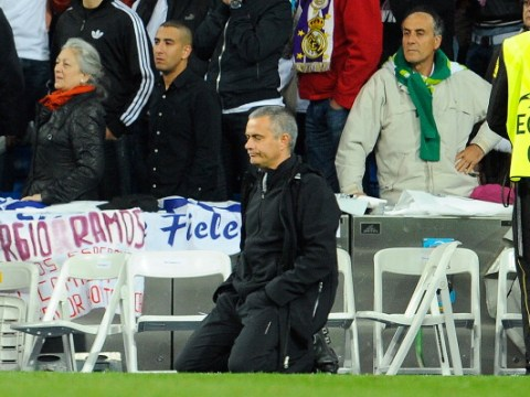 Jose Mourinho names the one defeat of his managerial career that made him cry
