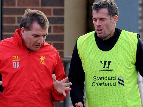 Brendan Rodgers revoked Jamie Carragher's coaching role offer at Liverpool