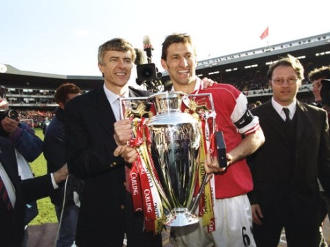 Tony Adams reveals the best moment of his Arsenal career