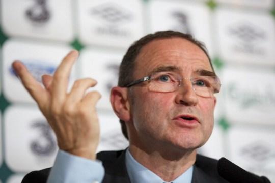 Martin O'Neill é o novo treinador da Irlanda