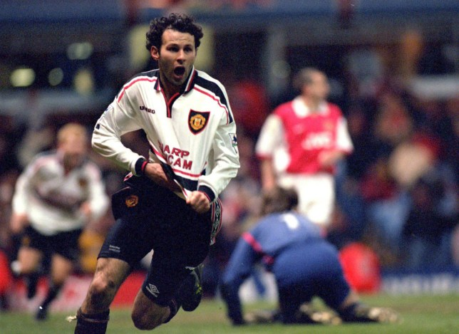 Ryan Giggs spent 24 seasons at Manchester United (Picture: Getty)