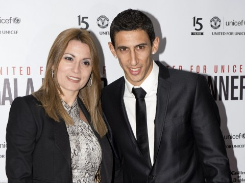 Angel Di Maria's wife warned him not to join 's**thole' Manchester United