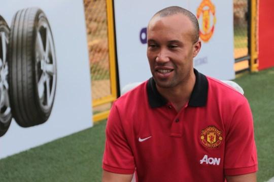 Mikel Silvestre won four Premier League titles at Manchester United
