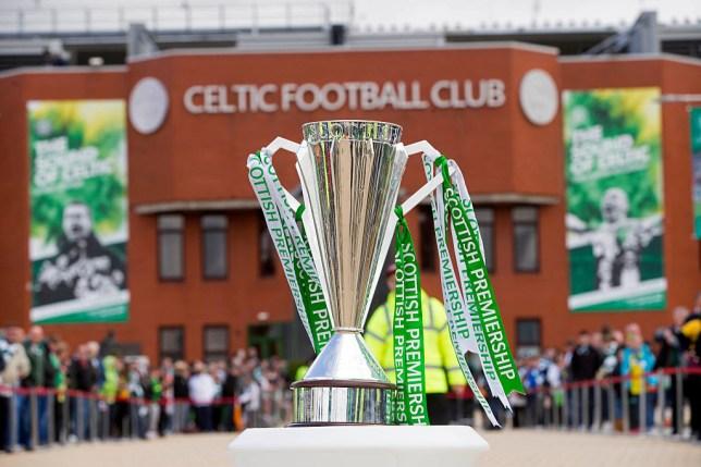 Celtic v Inverness Caledonian Thistle - Scottish Premiership