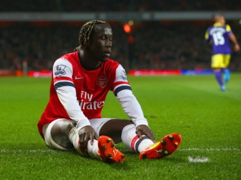 Bacary Sagna admits Arsenal's fear of bigger teams stopped them winning the league