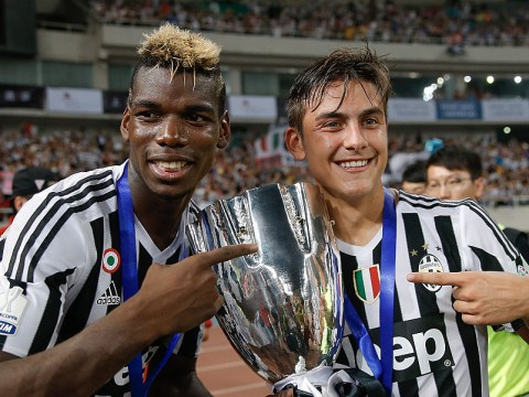 Paulo Dybala sends message to Manchester United star Paul Pogba over Juventus reunion