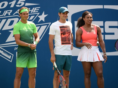 Martina Navratilova: Roger Federer, Rafael Nadal, Novak Djokovic & Serena Williams will be 'going nuts'