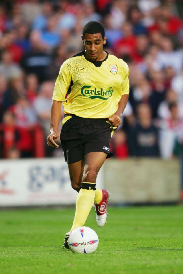 Jon Otsemobor of Liverpool