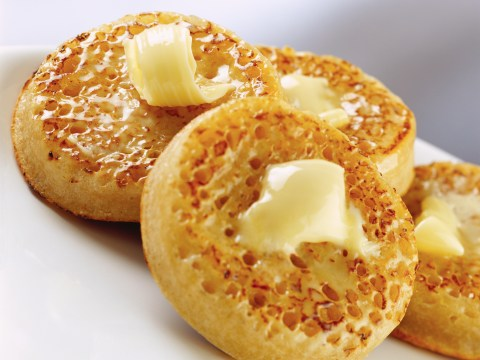 Warburtons reveals iconic crumpets recipe so you can make them at home