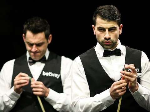 You have to admire Ronnie O'Sullivan, even when you're playing him, says Michael Georgiou