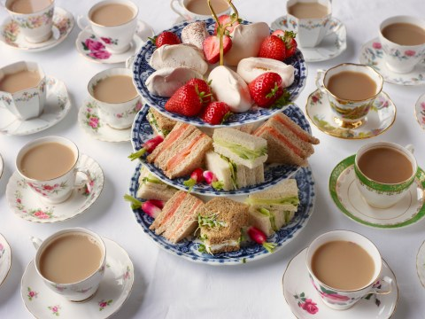 Afternoon tea ideas for VE Day – what to get and where to find it