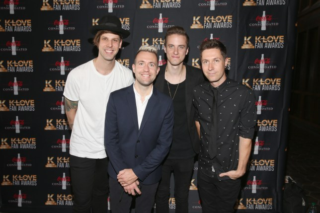 Christian rock band Hawk Nelson respond after lead singer Jon Steingard says he doesn't believe in God