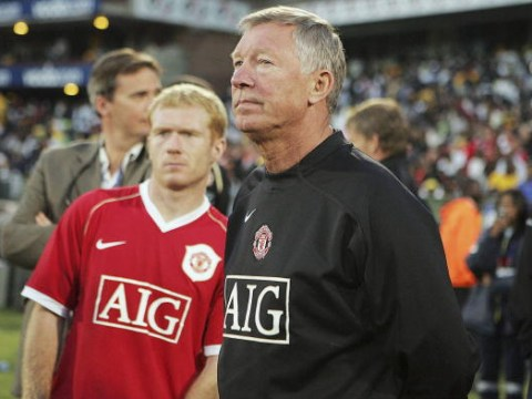 Paul Scholes names the Manchester United legends who 'loved' arguing with Sir Alex Ferguson