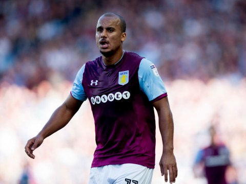 Gabby Agbonlahor names the Manchester United defender he used to 'pick on'