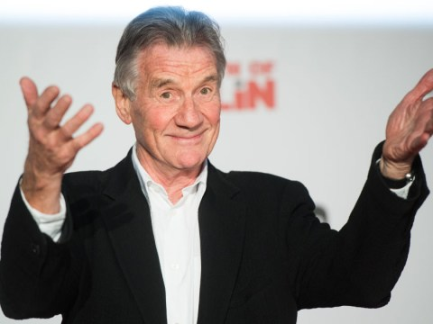 Sir Michael Palin was just joking about starting a house fire with breathing exercises