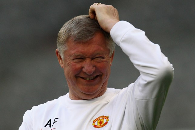 Manchester United legend Sir Alex Ferguson