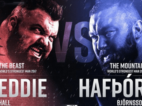 Eddie Hall vs Hafthor Bjornsson boxing match is on as the Beast will take on the Mountain in Las Vegas