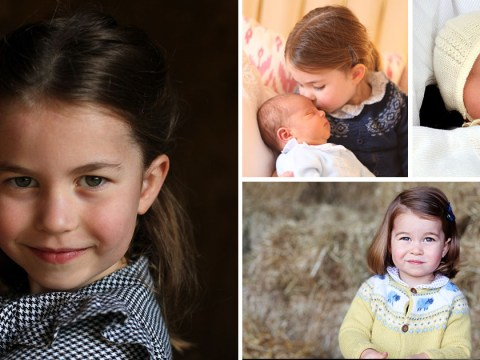 Princess Charlotte's birthday: Her life so far in pictures as the little royal turns five