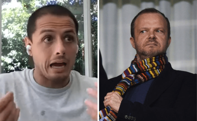 Javier Hernandez reveals Manchester United chief Ed Woodward broke promise to him