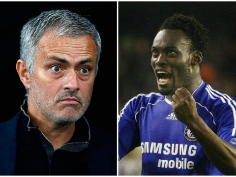 Michael Essien reveals Jose Mourinho was worried he would leave Chelsea for Arsenal before Real Madrid move