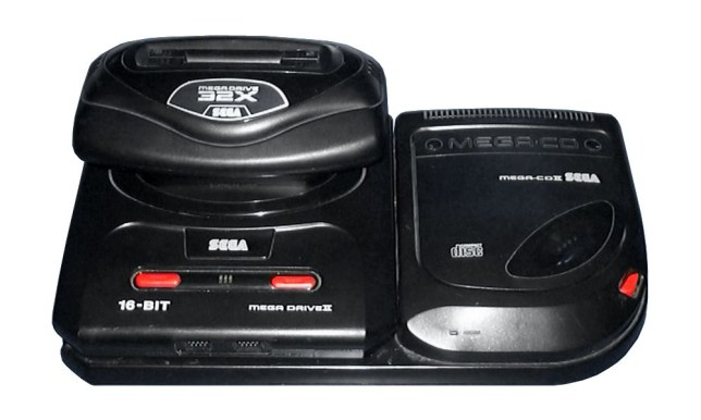 Sega Mega Drive, Mega-CD, and 32X