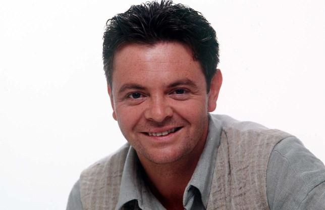 TELEVISION PROGRAMME Coronation Street1995 Philip Middlemiss as Des Barnes.