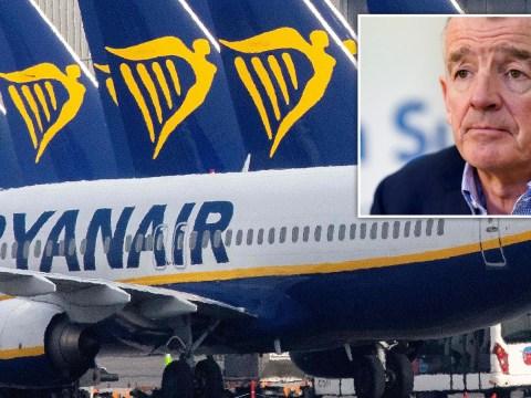 Ryanair could lay off 3,000 staff amid 'tsunami of job losses'