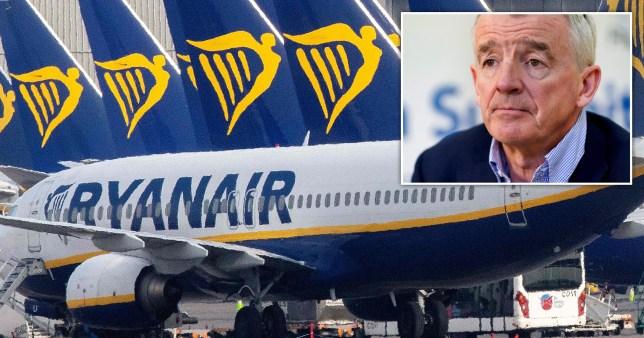 Ryanair job losses