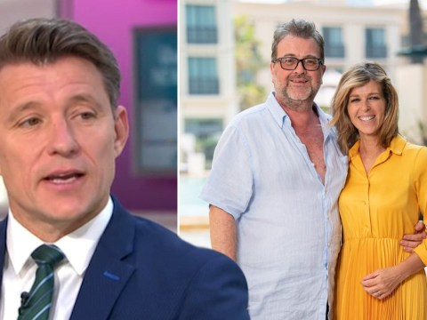 Kate Garraway has 'no idea' if husband Derek Draper can hear her as she calls him in intensive care every night