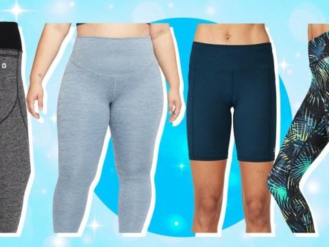 All the best leggings to wear while WFH and working out