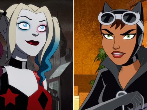 Kaley Cuoco's Harley Quinn animated series creator defends decision to cast black Catwoman: 'If you can do it, then why not?'