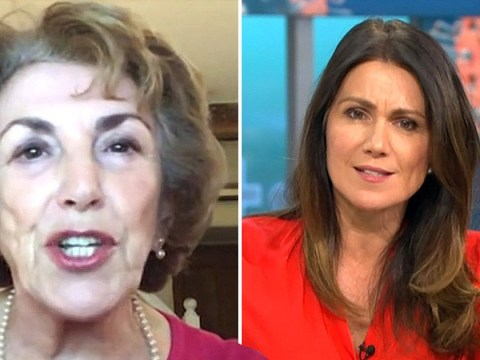 Susanna Reid furious as she's accused of not reading government's plan by Edwina Currie in blazing row on GMB
