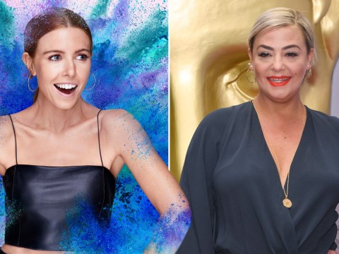 Glow Up's Stacey Dooley says Lisa Armstrong got her into make-up during her time on Strictly