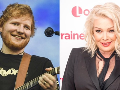 Kim Wilde says Ed Sheeran 'wouldn't have been good looking enough' for fame in the 80s and ouch