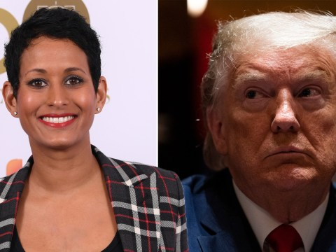 Naga Munchetty insists BBC Breakfast 'learned lessons' after 'robust' conversations over Donald Trump 'racism' row