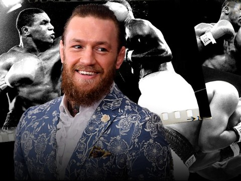 Conor McGregor promises Mike Tyson he will 'crack the puzzle' of Floyd Mayweather