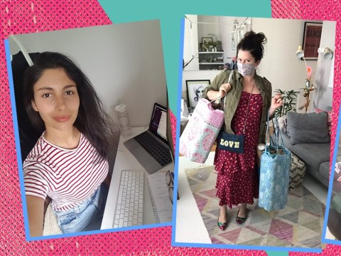 The power of real clothes: Meet the women still wearing jeans and makeup in lockdown