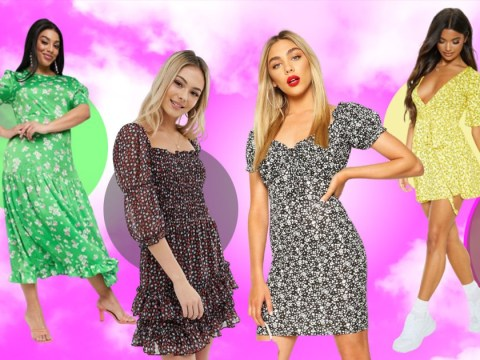 Nine of the best floral dresses for your lockdown picnic
