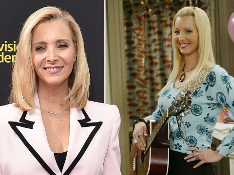 Lisa Kudrow reveals what Phoebe Buffay from Friends would be doing in lockdown