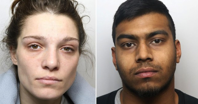 Couple raped stranger who refused to join them as they had sex in front of her