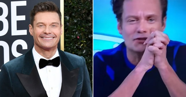 Ryan Seacrest has had to deny claims he suffered a stroke on air