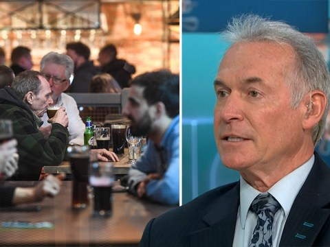 Dr Hilary Jones warns against pubs opening too early amid coronavirus lockdown: 'It's a difficult argument'